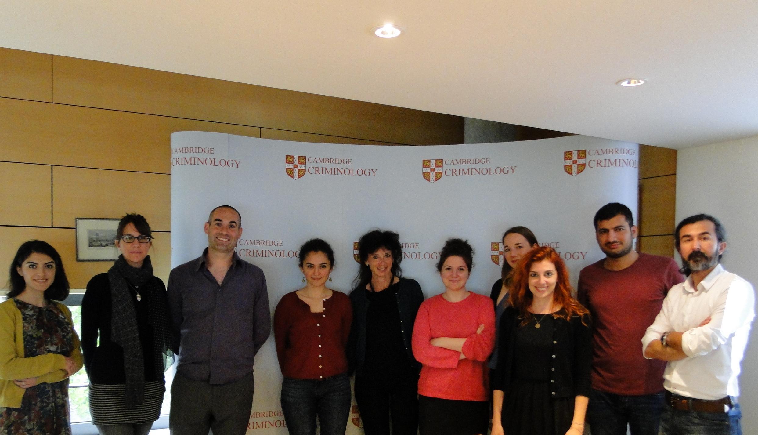 Turkey's Center for Prison Studies visited Prisons Research Centre