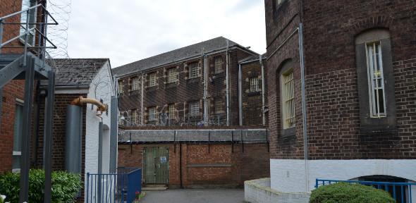 Outside Prison 590x288